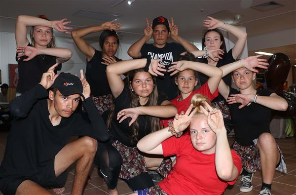 Armidale Secondary School Deadly Dancers 2