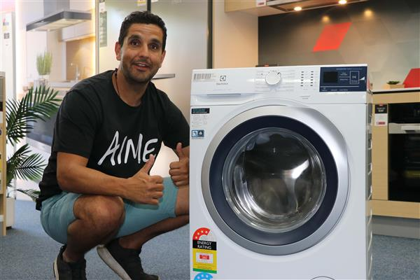 Win a water-efficient washing machine
