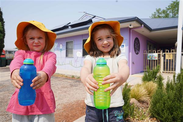 Armidale Community Preschool hydropanels
