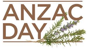 Anzac day rosemary