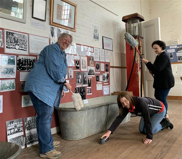 Hillgrove museum reopening