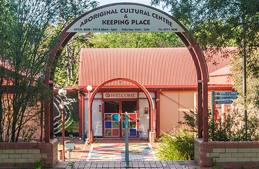 Aboriginal Cultural Centre and Keeping Place general