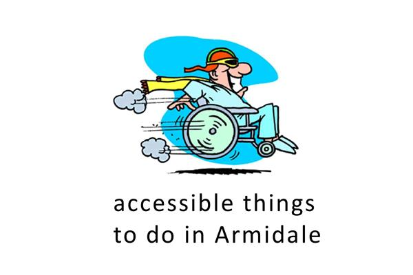 Accessible things to do