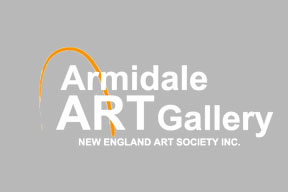 armidale art gallery logo grey