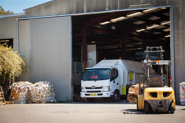 Recycling & Waste Facilities