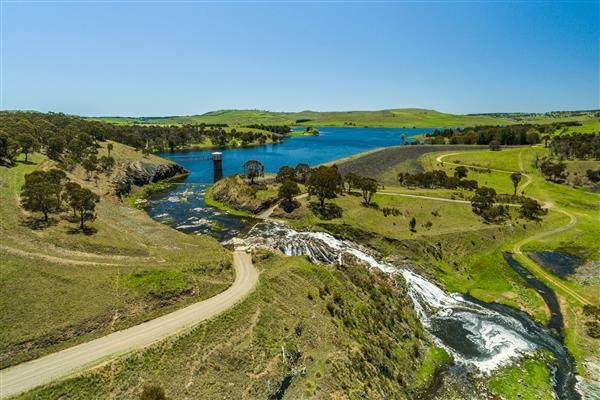 Malpas Dam to Guyra proposed pipeline plan