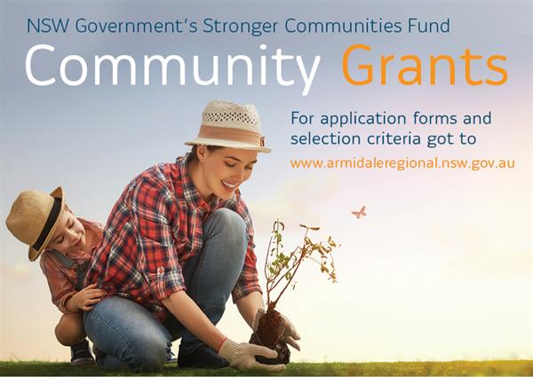 Stronger Communities funds up for grabs