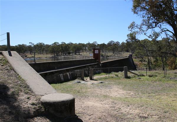Dumaresq Dam Wall Upgrade