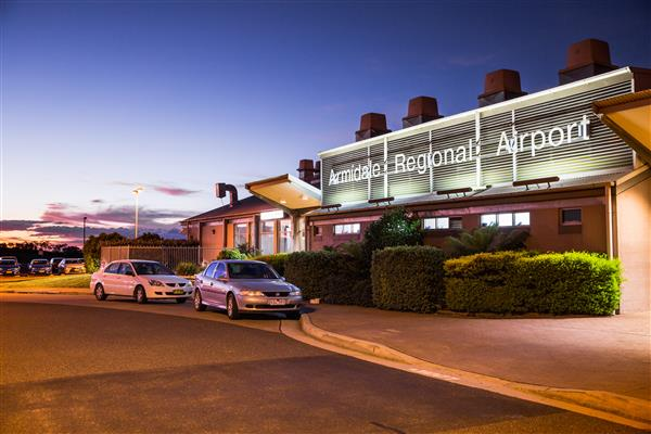 Armidale Regional Airport Upgrade