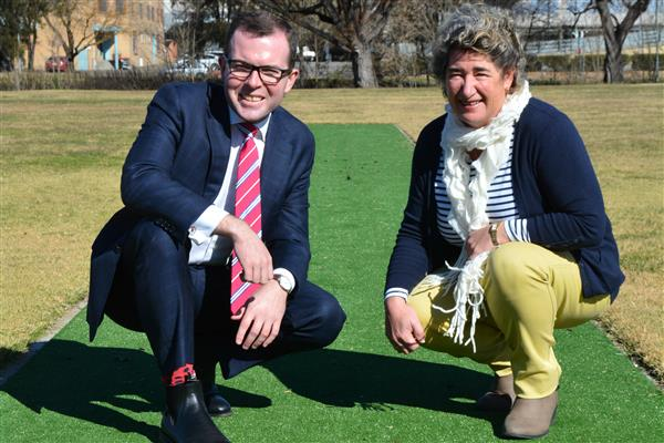 Armidale & District Cricket Association secures funding for new synthetic pitches