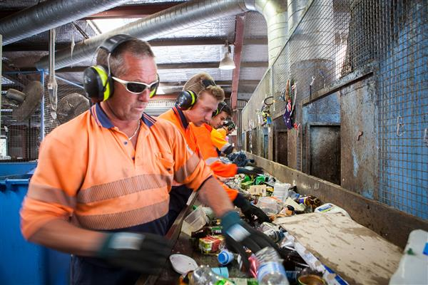 Crate system delivers solid recycling outcomes