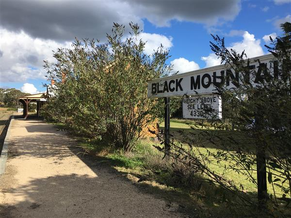 Black Mountain Village