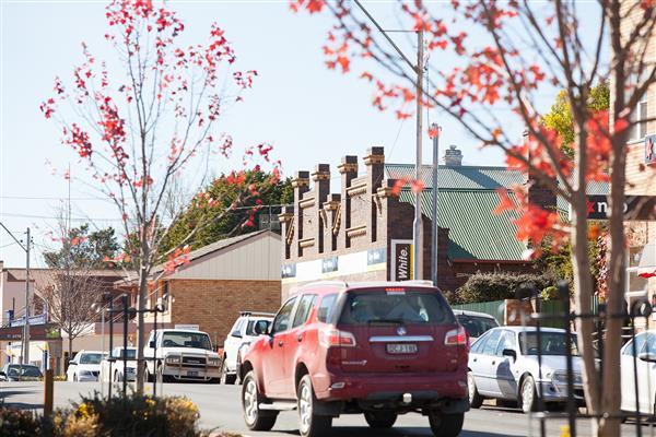 Main street upgrade turns to tank investigation
