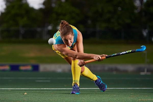 Georgina Morgan - Hockeyroo 4